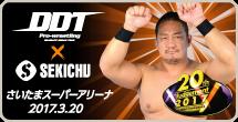 DDT観戦チケットプレゼント